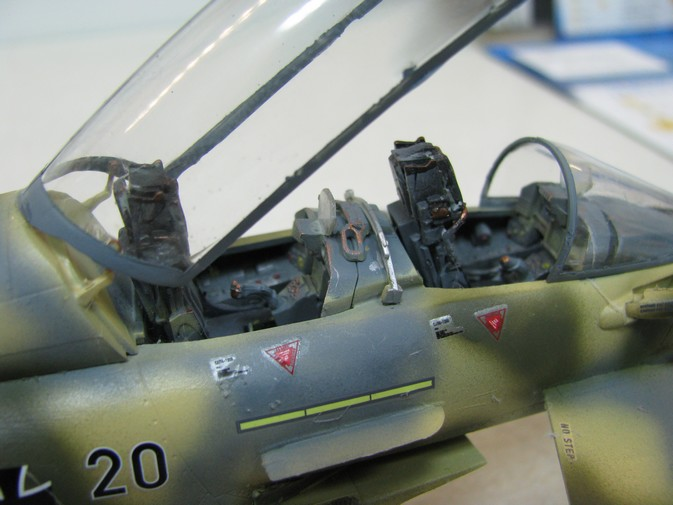 Eurofigther Typhoon deRevell au 1/48 - Page 2 5-4867aa9
