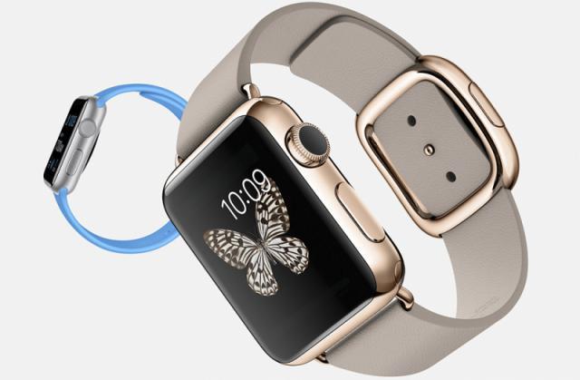 La publicidad contextual llegará al Apple Watch gracias a TapSense