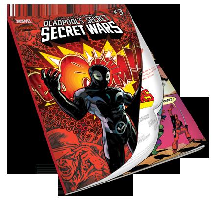 Deadpool's Secret Secret Wars Tome 03 French