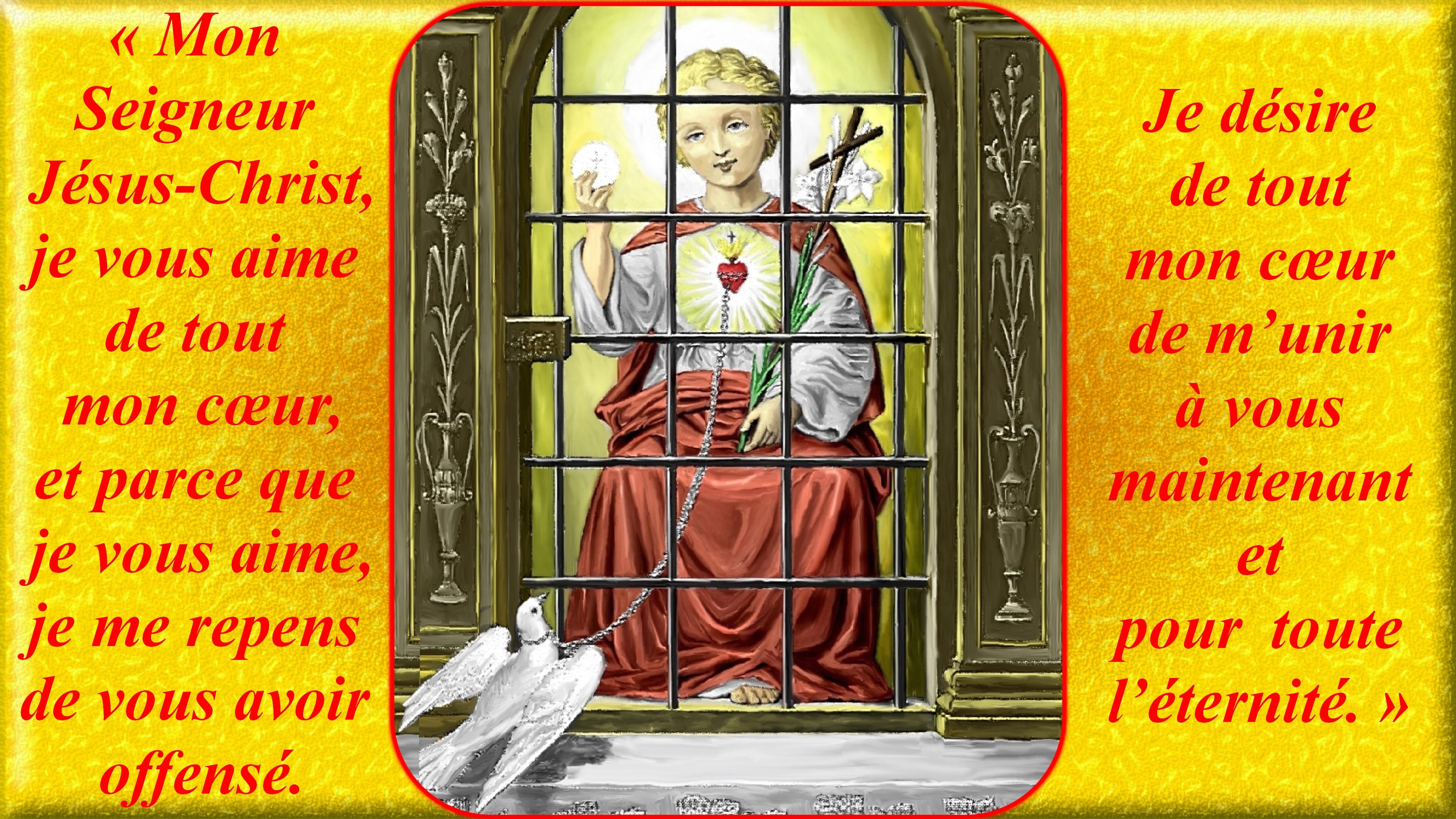 La CONTRITION PARFAITE & la COMMUNION SPIRITUELLE Coeur-eucharistiq...ituelle--555f07b