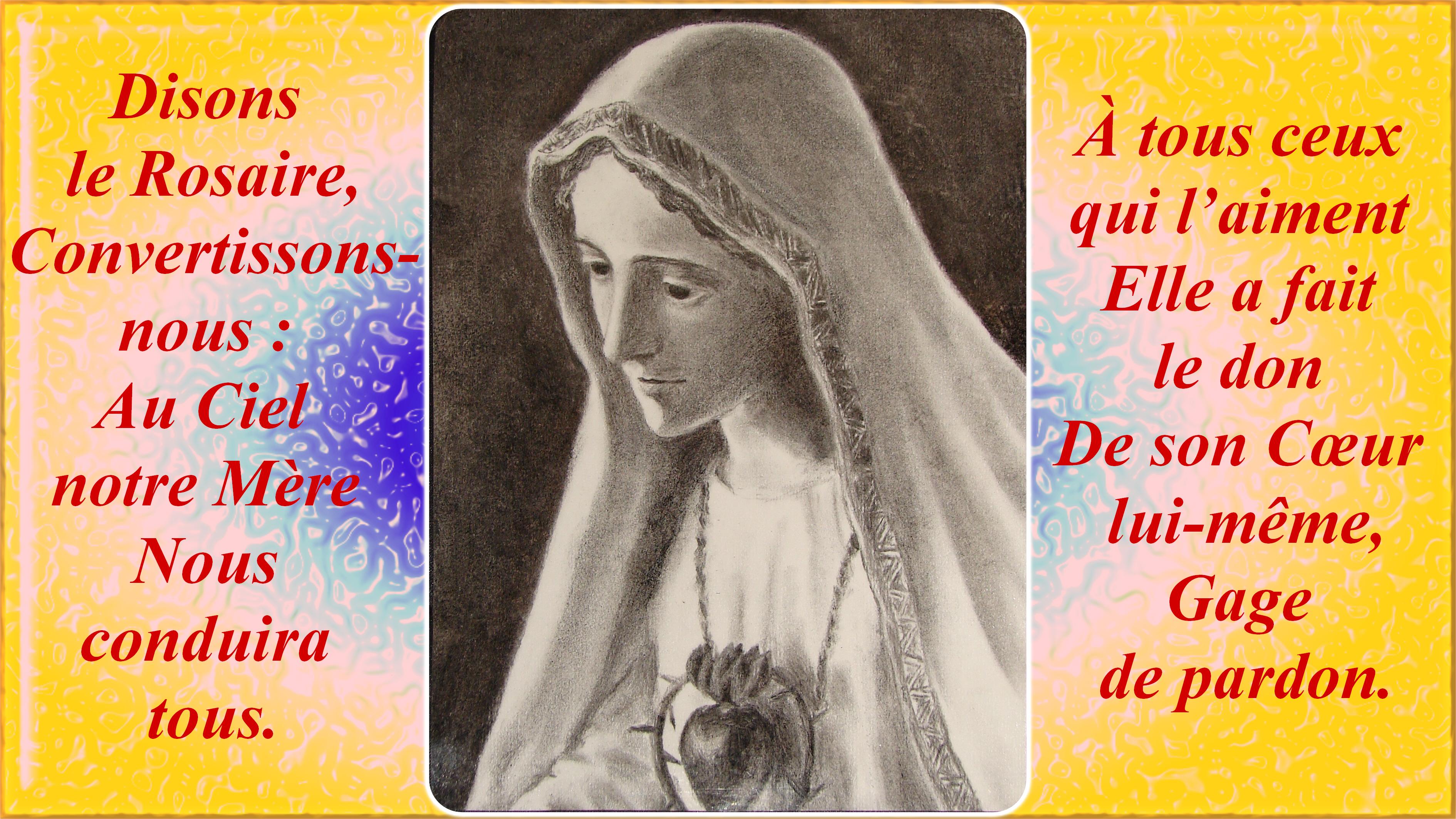 NEUVAINE à NOTRE-DAME de FATIMA Notre-dame-de-fat...rosaire--55ab788