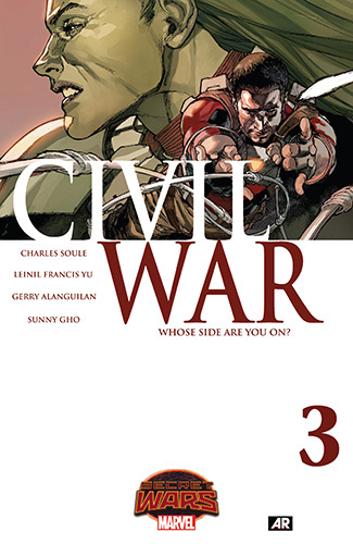 Secret Wars Civil War - Tome 03