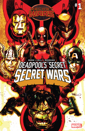 Deadpool's Secret Secret Wars Tome 01 French