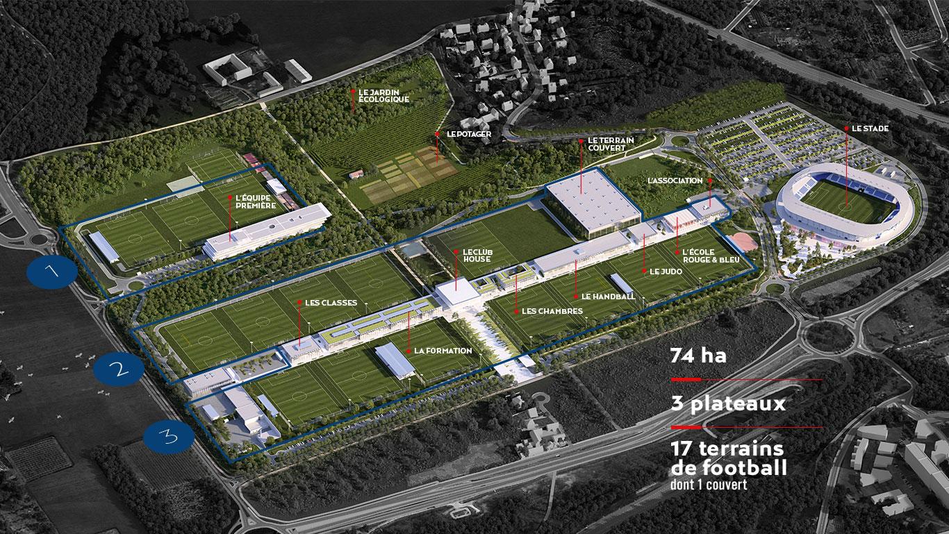 Club Le Campus Psg Devoile Un Nouveau Site Et De Nouveaux Visuels Culturepsg