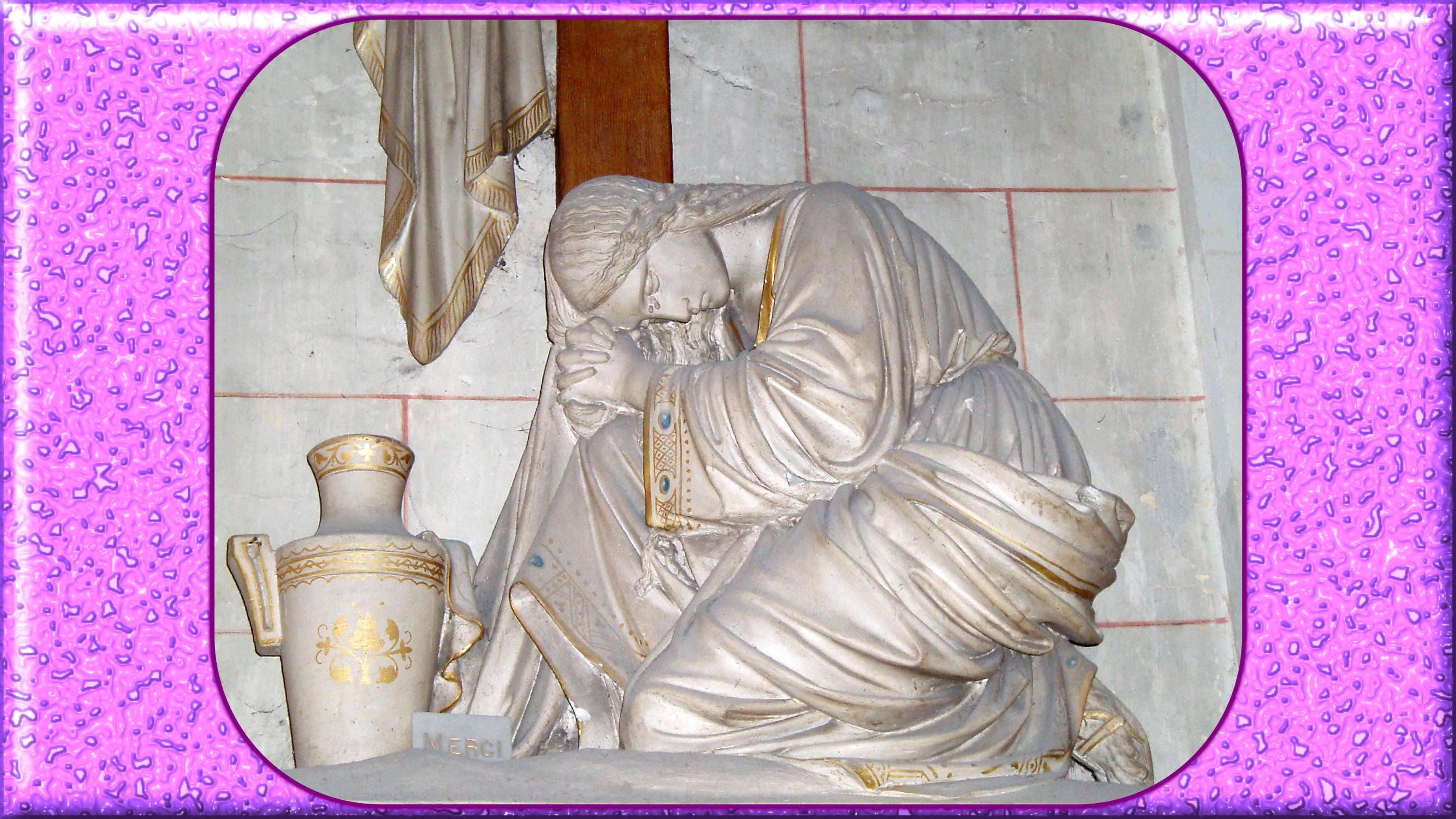 CALENDRIER CATHOLIQUE 2020 (Cantiques, Prières & Images) - Page 21 Ste-marie-madeleine-555efd3