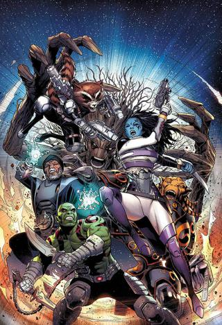 Guardians Of Infinity Tome 01 French