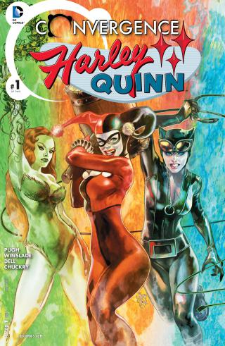 Convergence - Harley Quinn Intégrale French