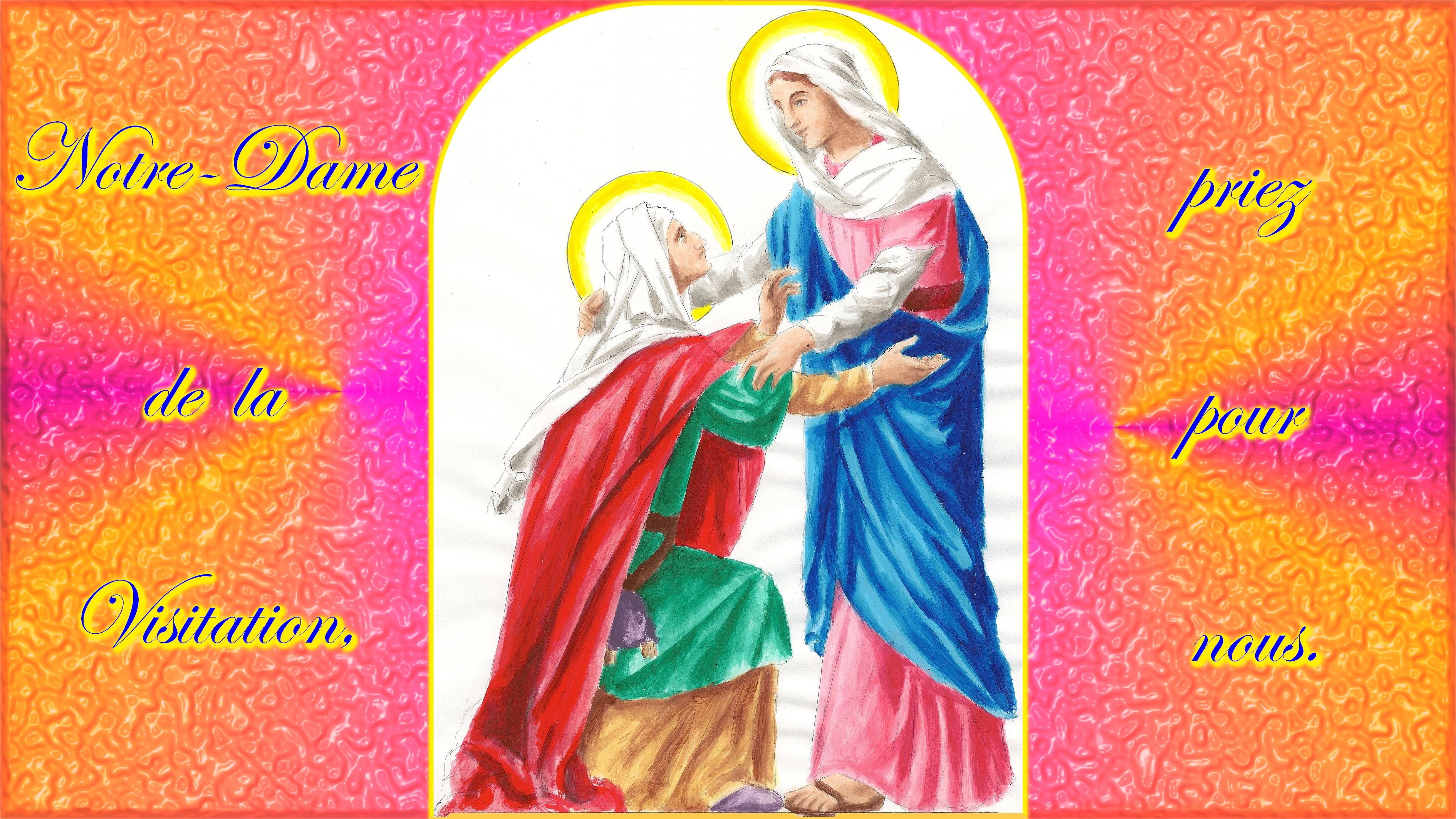 POURQUOI je t'AIME, ô MARIE ! Notre-dame-de-la-visitation-5586651
