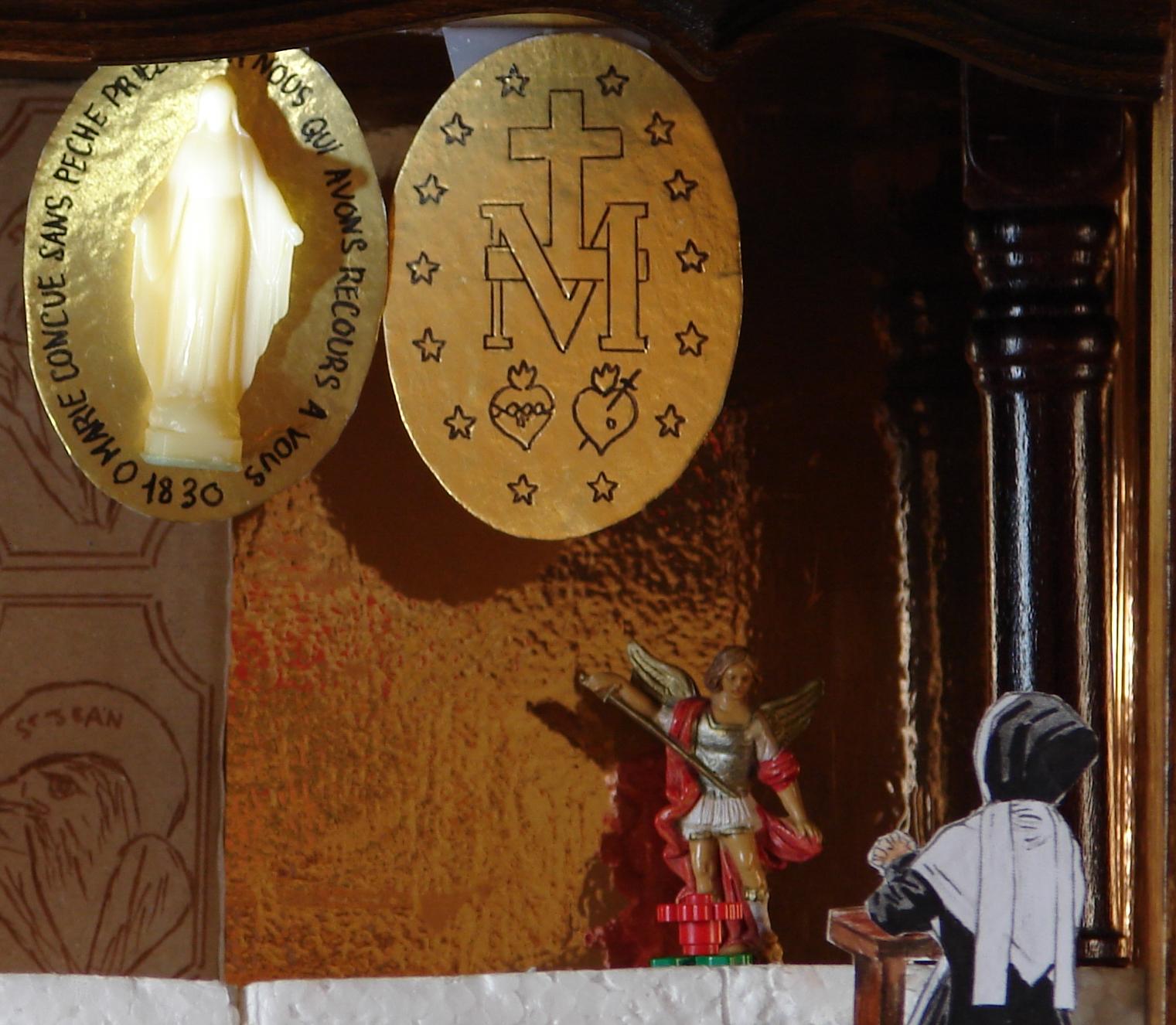 PRIÈRE & LITANIES de NOTRE-DAME de la MÉDAILLE MIRACULEUSE Apparition-de-la-...-labour--556cde1
