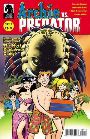 Archie vs Predator Tomes 01-04