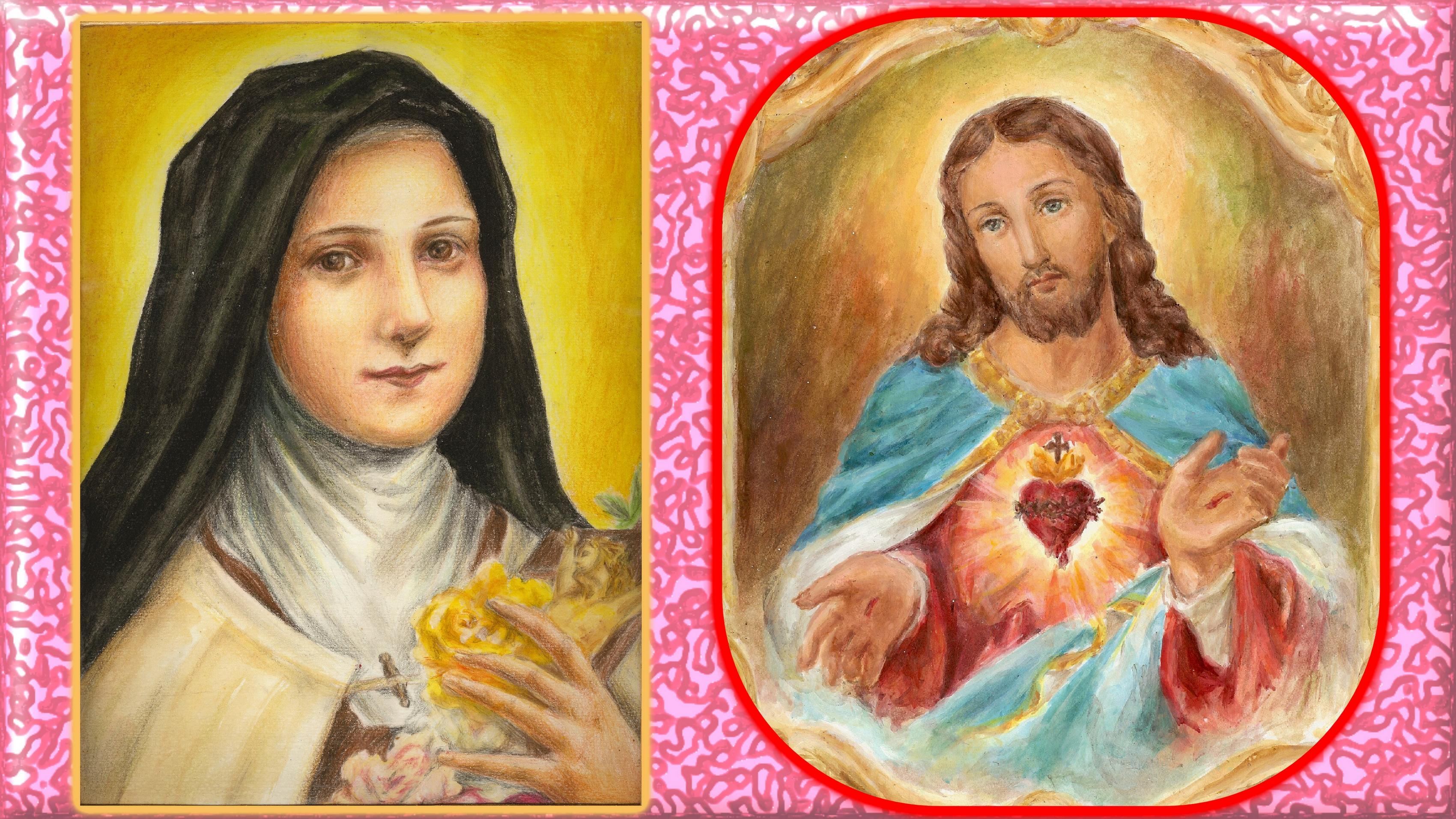 La CONTRITION PARFAITE & la COMMUNION SPIRITUELLE Ste-th-r-se-de-l-...de-j-sus-5563074