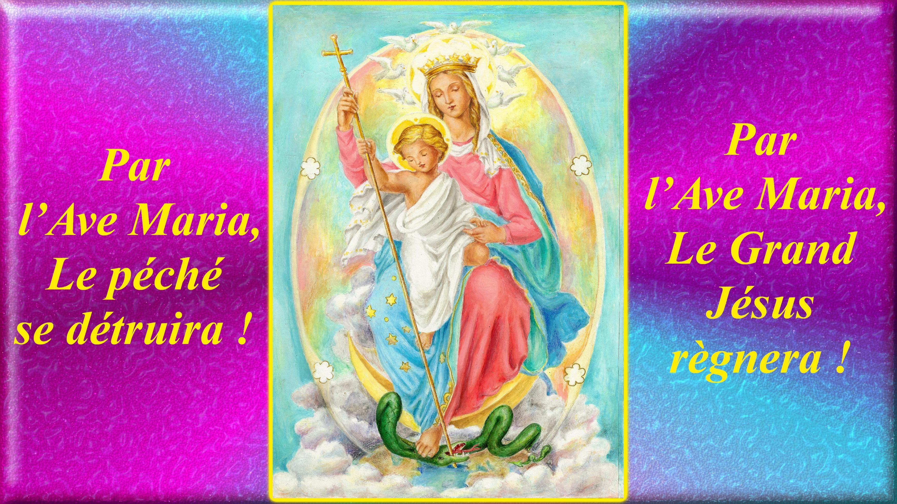 NEUVAINE à la TRÈS SAINTE VIERGE MARIE (Saint Alphonse de Liguori) Notre-dame-auxili...r-gnera--556164d