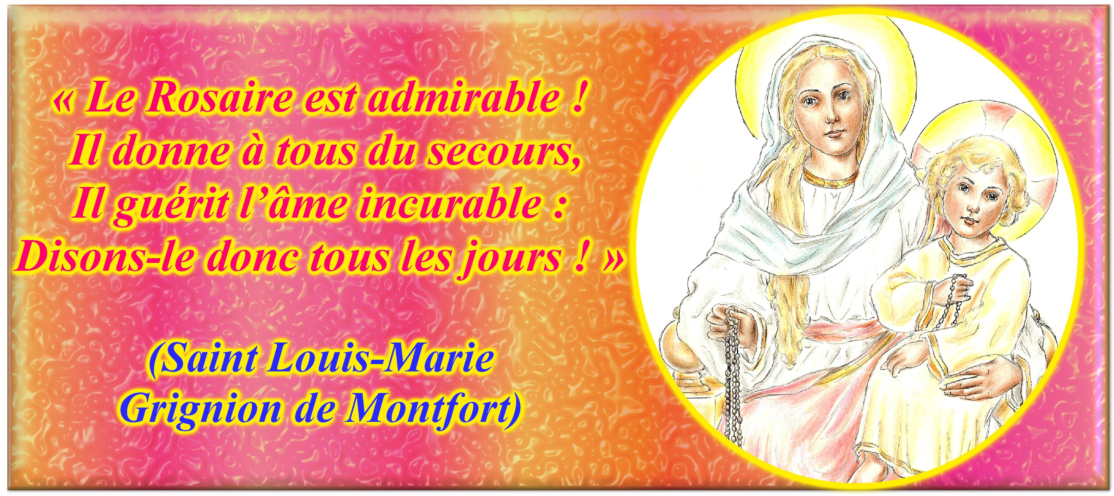 LE CHAPELET QUOTIDIEN RÉCITÉ AVEC VOUS ! (Gilbert Chevalier) Le-rosaire-est-ad...e-forum--55695ac