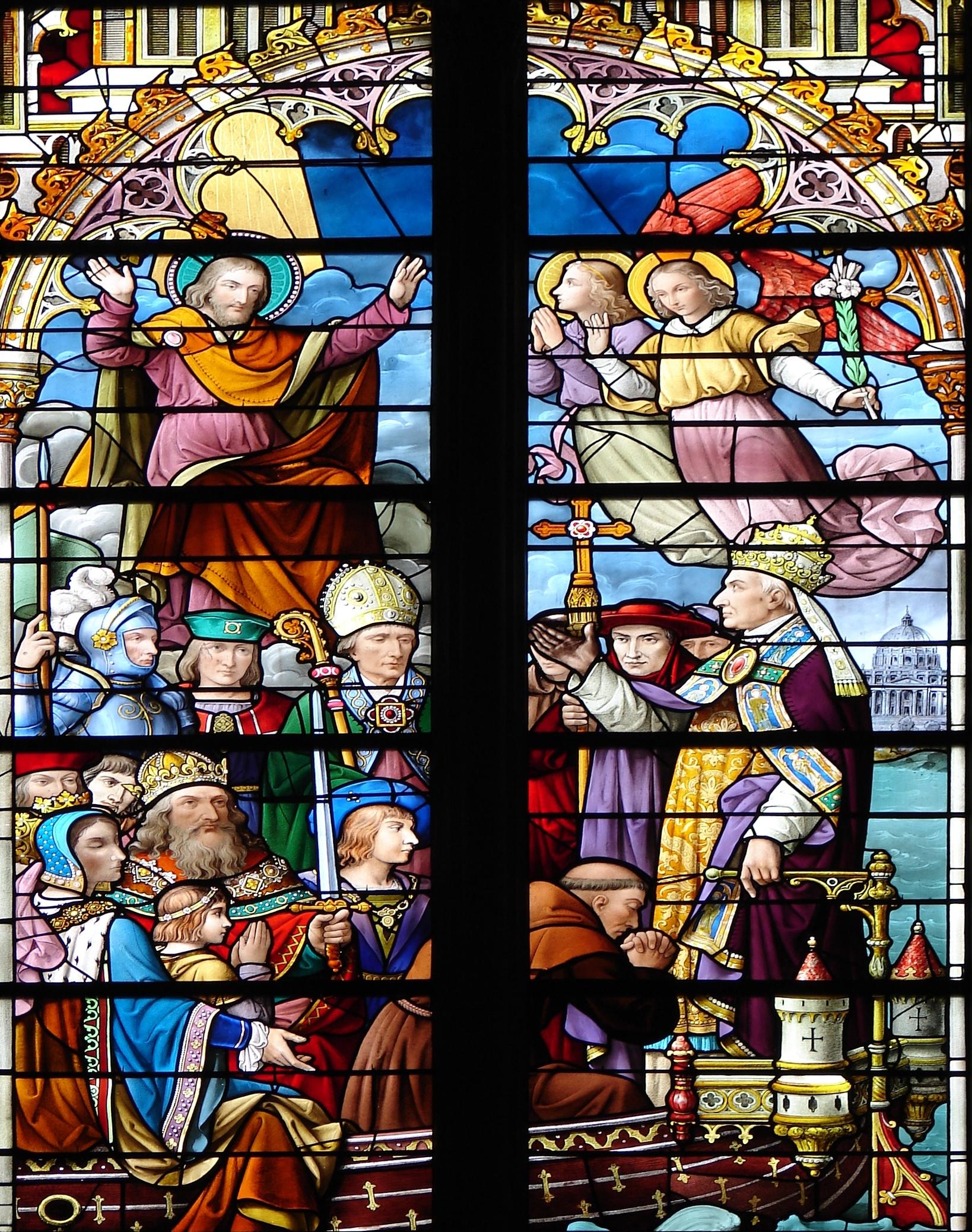 PRIÈRES à SAINT JOSEPH  St-joseph-d-clar-...r-pie-ix-55d534f