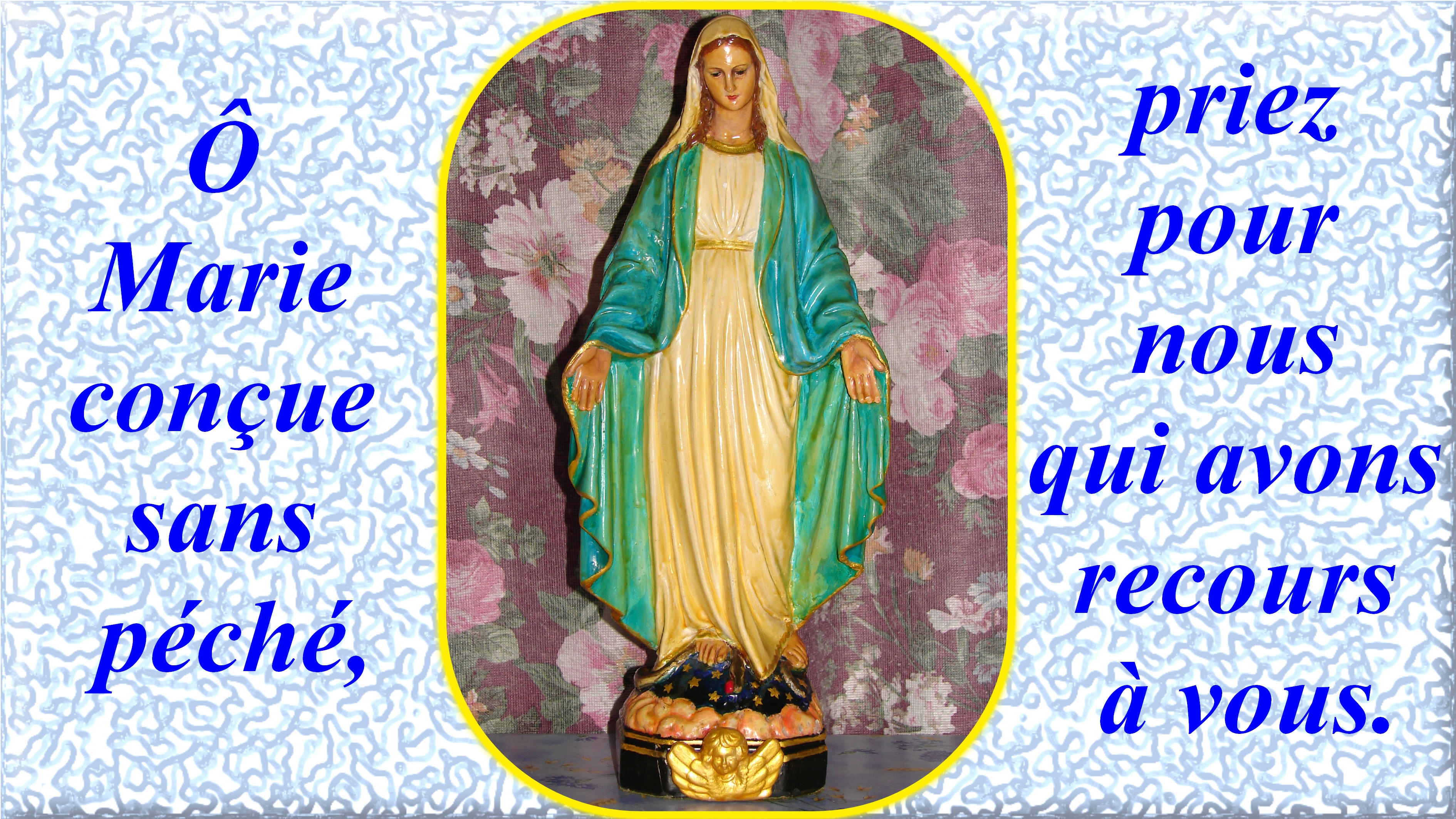 L'ANNÉE MARIALE par la Mère de Chaugy L-immacul-e-conception-55605d5