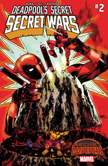 Deadpool's Secret Secret Wars Tome 02 French