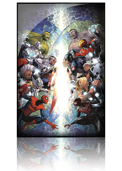 Secret Wars Tome 09 French