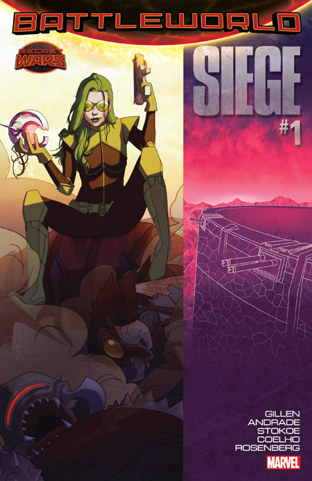 Secret Wars Siege Tome 04 Final French