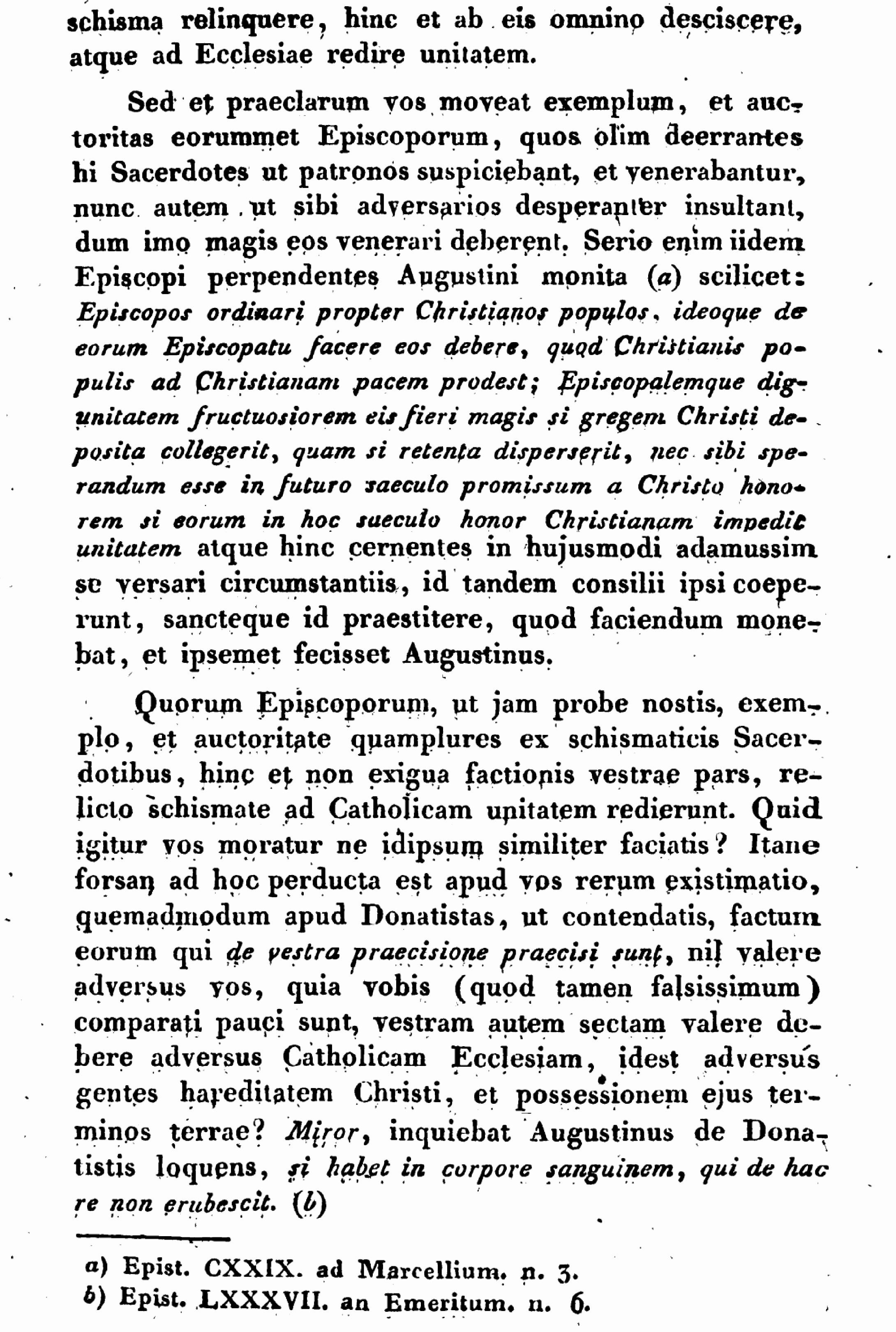 """Exhortation """"PASTORIS ÆTERNI"""" aux Dissidents anticoncordataires de la PETITE-ÉGLISE (2/7/1826) Léon XII Exhortation-pasto...n-xii-6--55d41fd"""