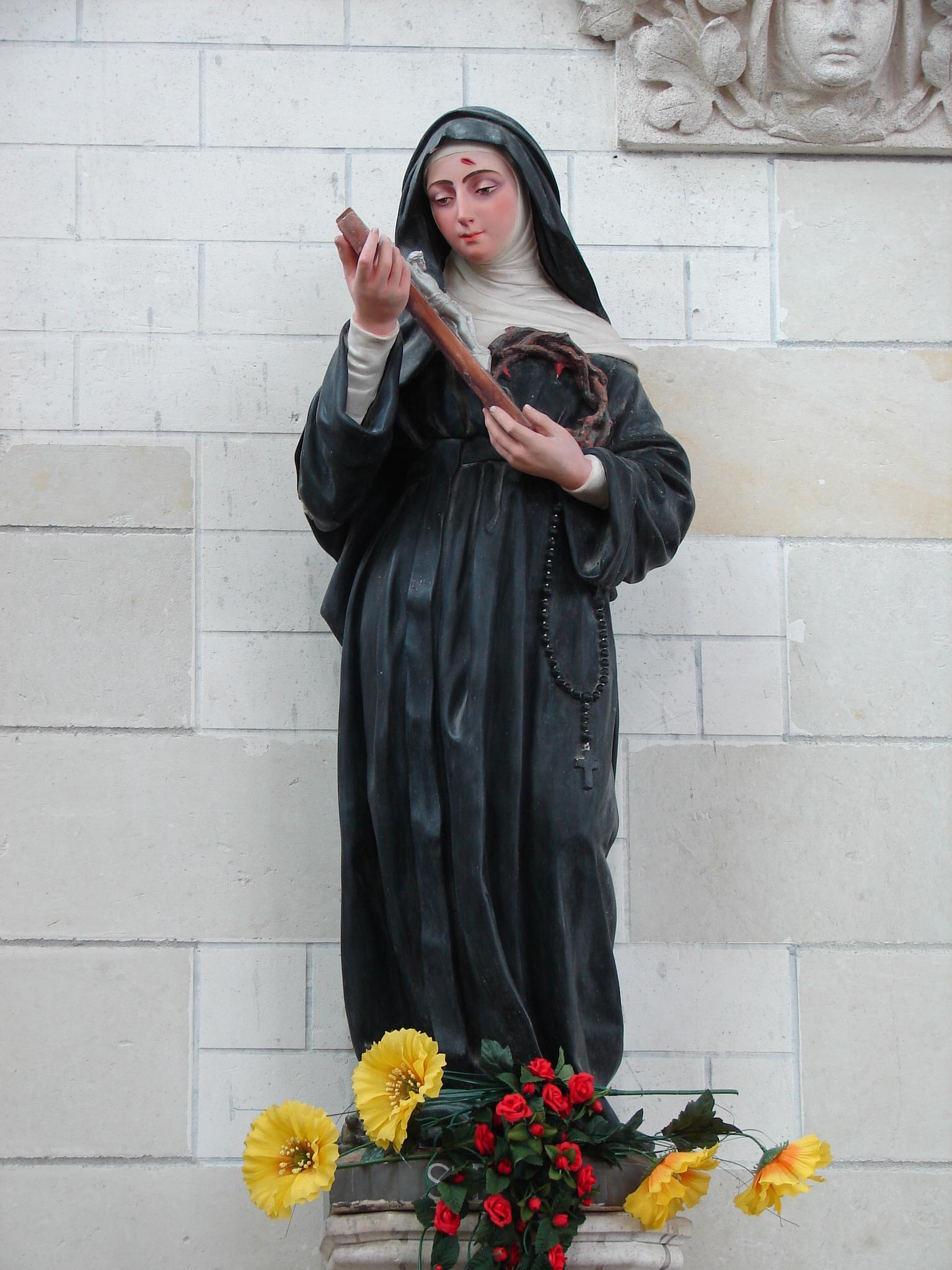 CALENDRIER CATHOLIQUE 2020 (Cantiques, Prières & Images) - Page 15 Ste-rita-5626687