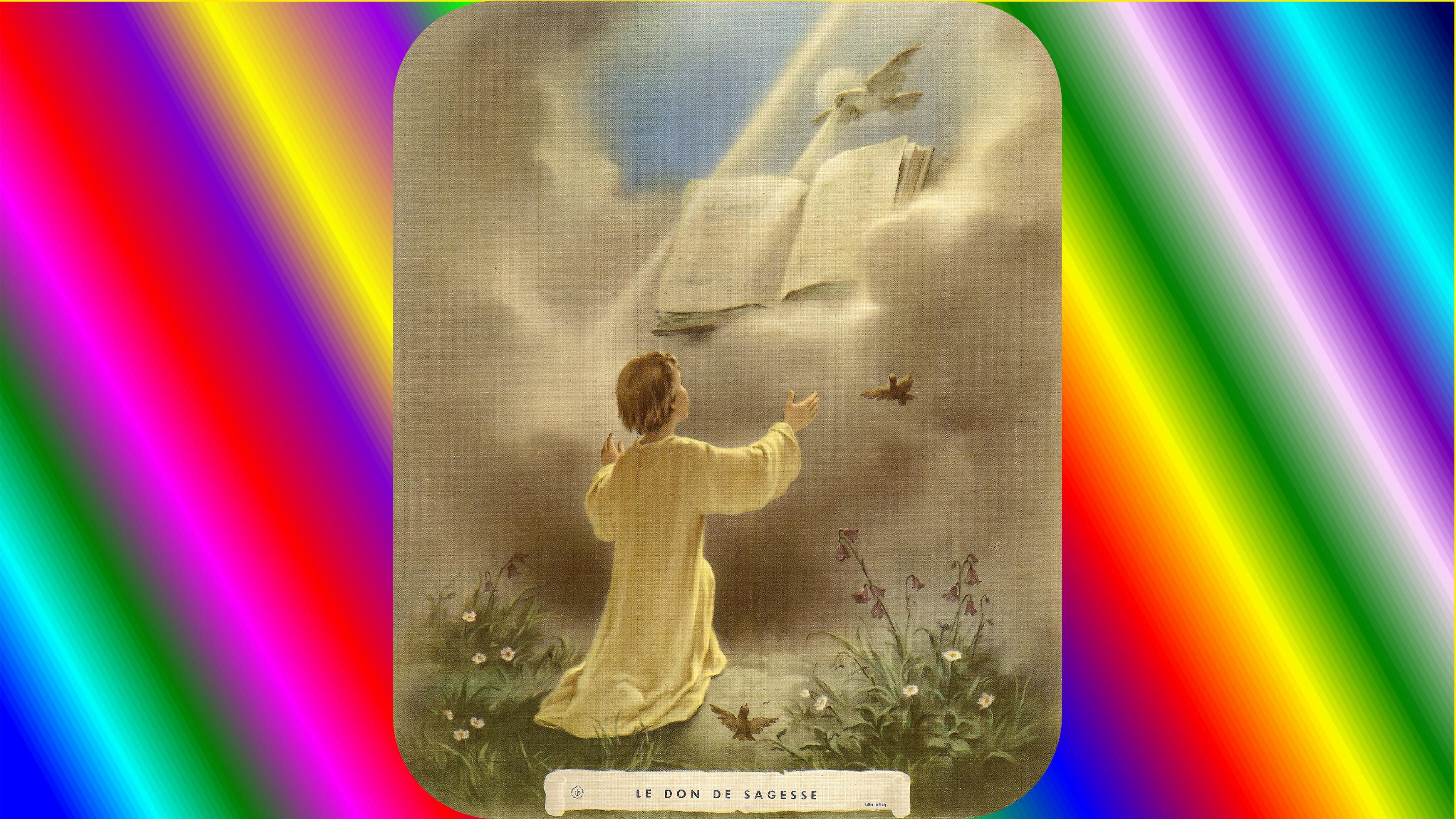 CALENDRIER CATHOLIQUE 2020 (Cantiques, Prières & Images) - Page 16 Les-dons-du-saint...-sagesse-563c26a