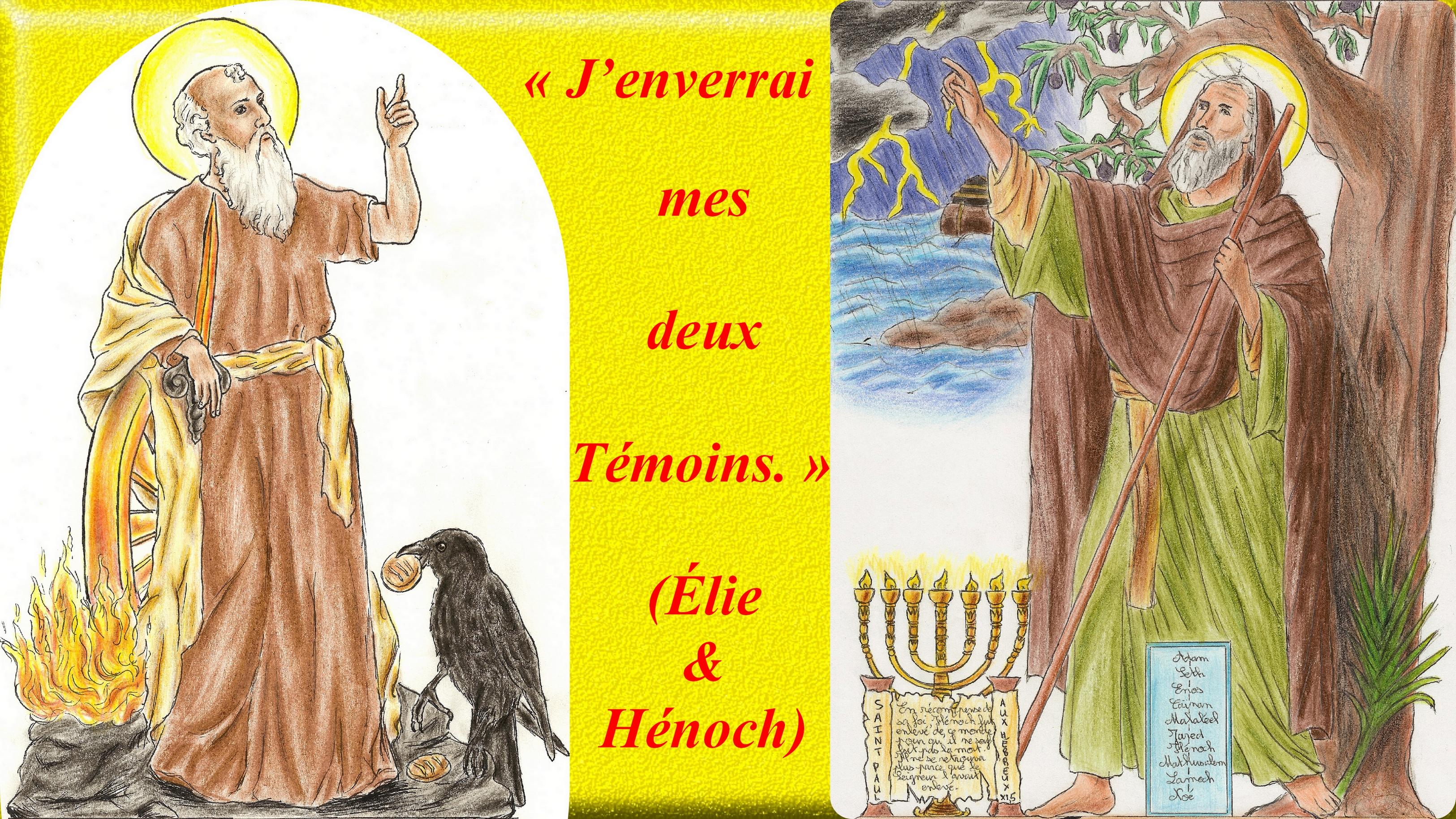 CALENDRIER CATHOLIQUE 2019 (Cantiques, Prières & Images) - Page 3 Le-st-proph-te-li...-noch-1--56642bc