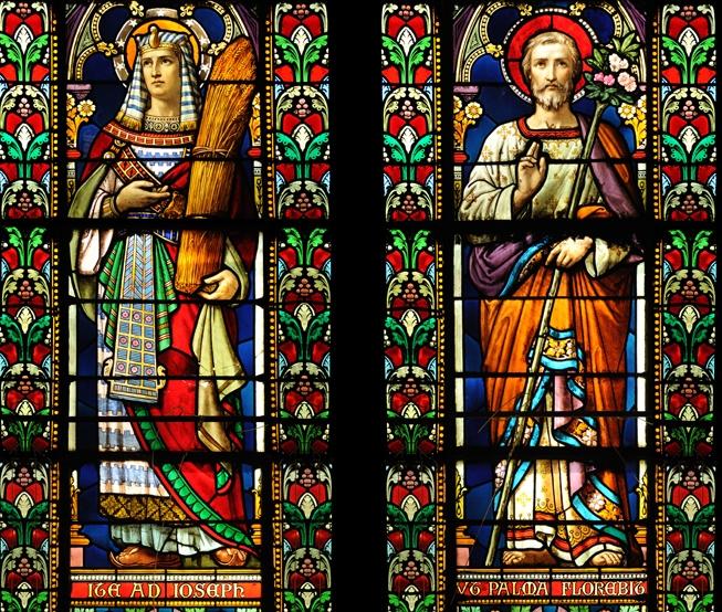 Le MOIS de SAINT JOSEPH par le R.P. Pedini (1854) Le-st-patriarche-...t-joseph-55e0543