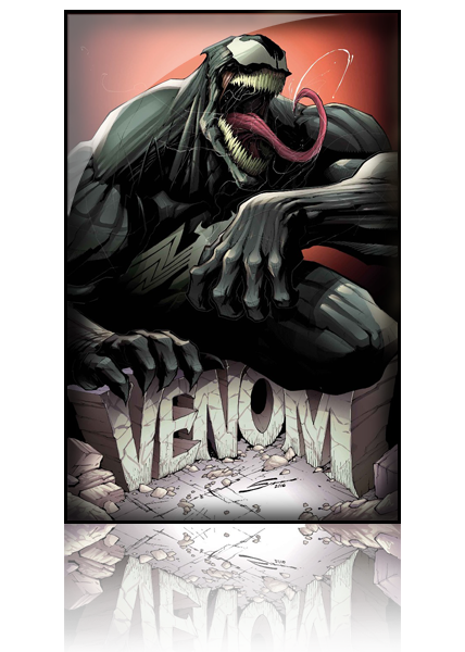 Venom 03 Tomes French
