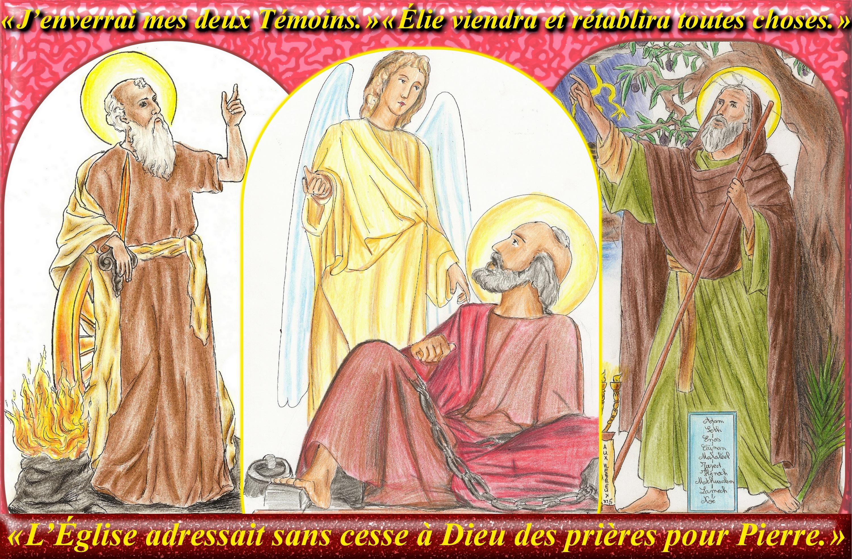 CALENDRIER CATHOLIQUE 2019 (Cantiques, Prières & Images) - Page 4 St-pierre-aux-lie...noch-lie-555ecda