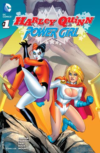 Harley Quinn & Power Girl Tome 01 French