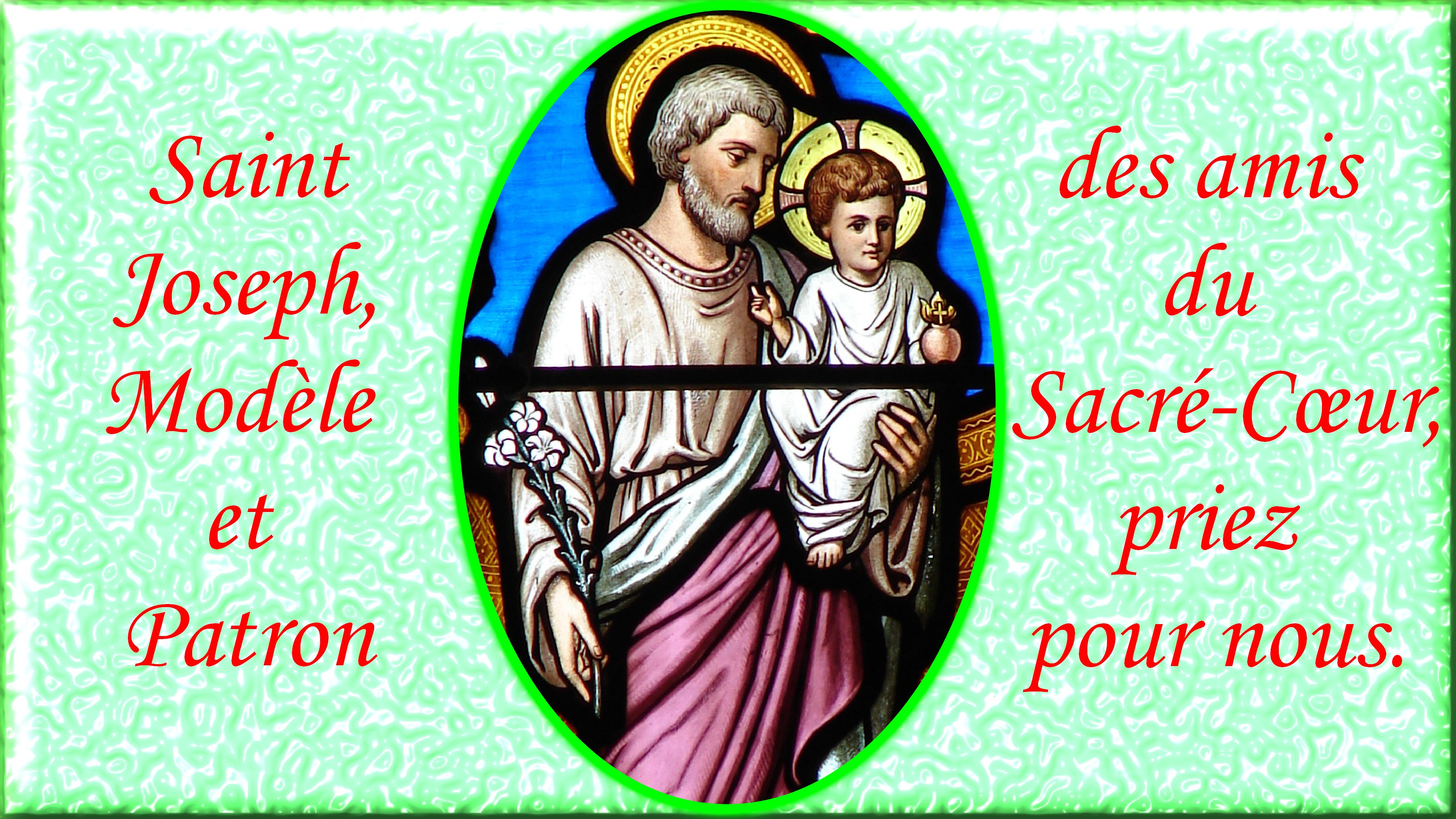 Le MOIS de SAINT JOSEPH par le R.P. Pedini (1854) St-joseph-mod-le-...r--coeur-55e053b