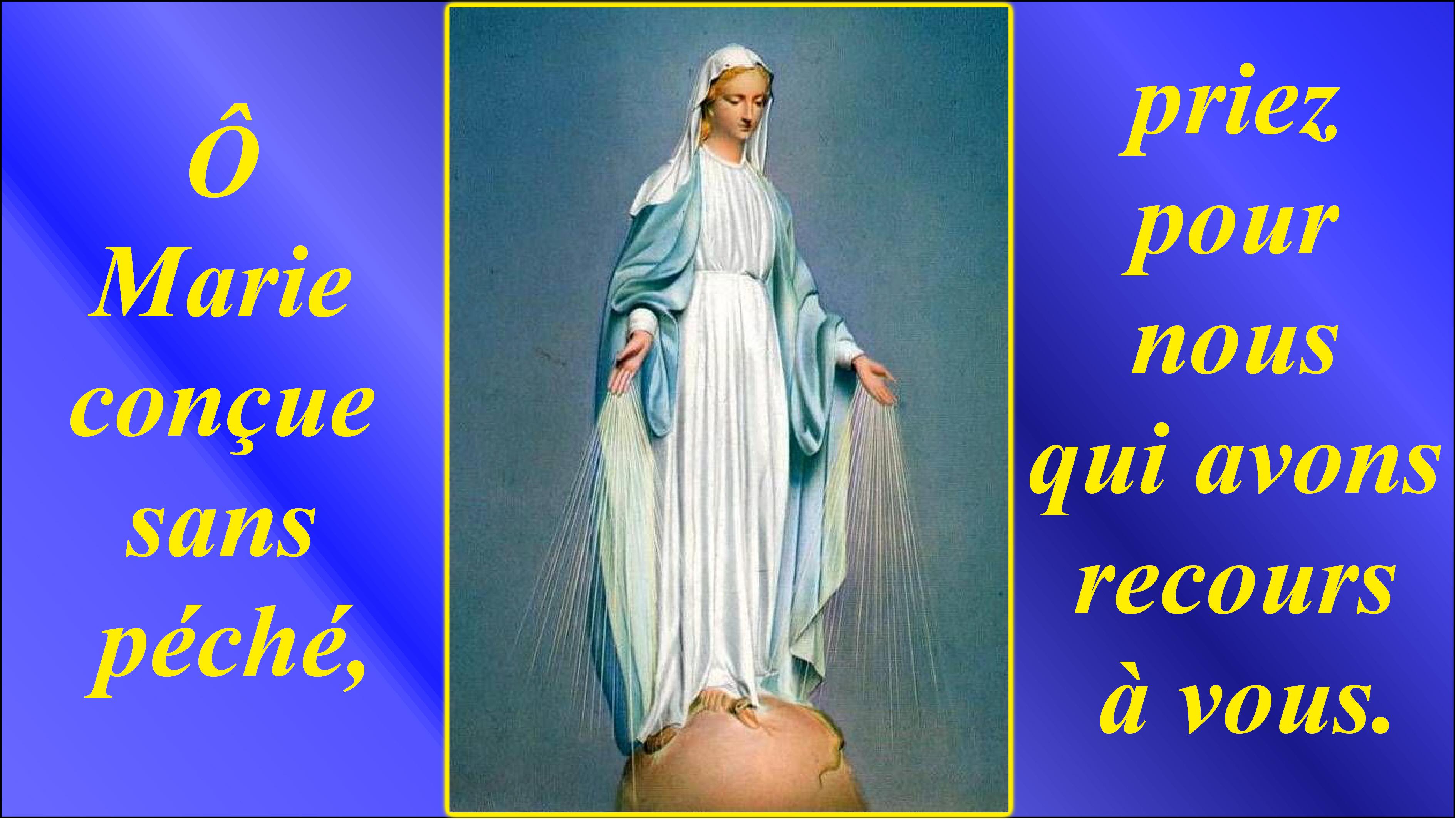 CALENDRIER CATHOLIQUE 2019 (Cantiques, Prières & Images) - Page 16 Notre-dame-de-la-...aculeuse-556c458