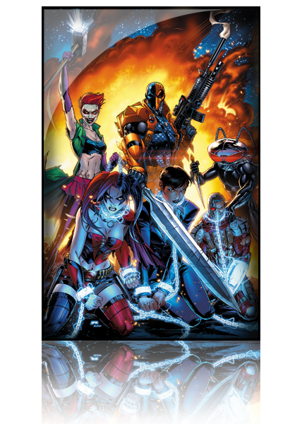 New Suicide Squad Tome 15 French