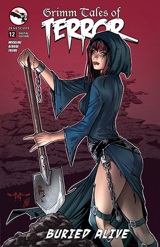 Grimm Tales of Terror Tome 12 French