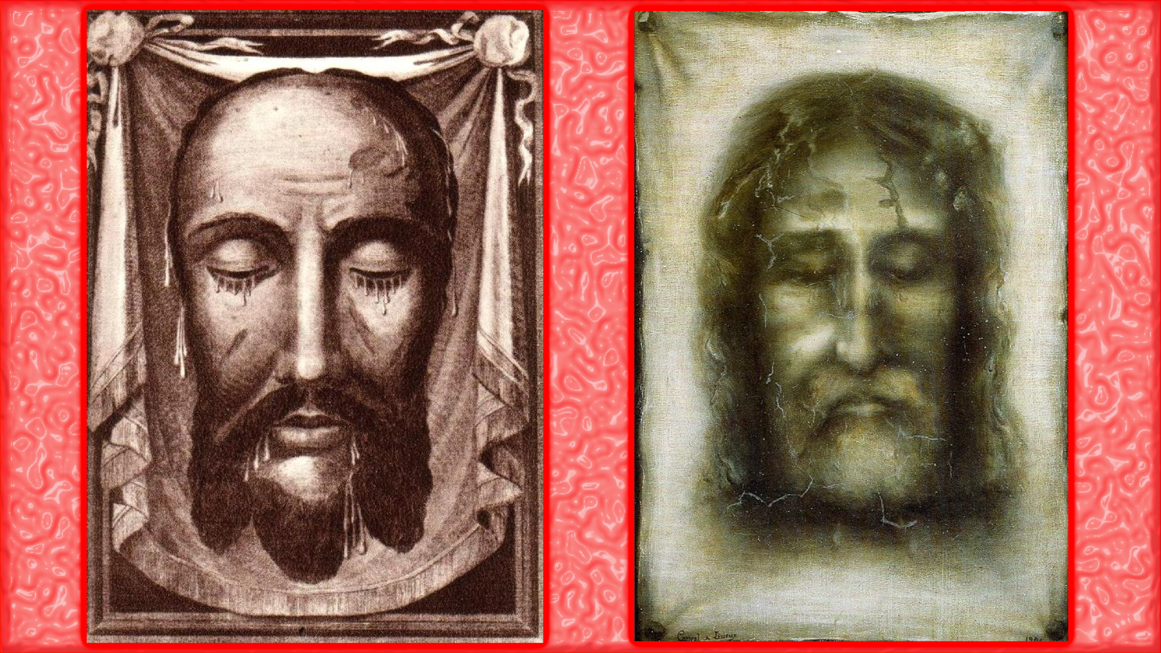 CALENDRIER CATHOLIQUE 2020 (Cantiques, Prières & Images) - Page 8 La-sainte-face-de...-suaire--5606fd9
